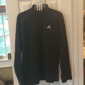 Men's Adidas 100% polyester jacket